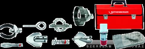 Rothenberger Szerszám készlet L 22mm 11 darabos