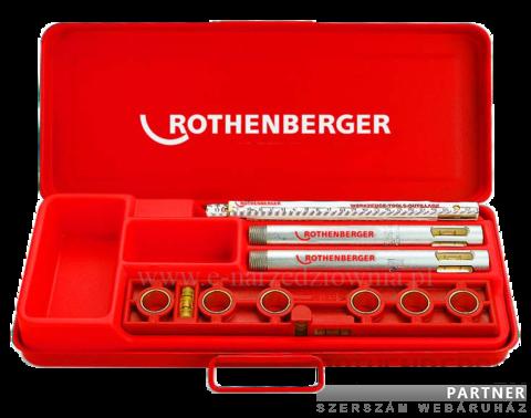 Rothenberger Rocheck vízmérték készlet