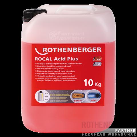 Rothenberger Rocal Chemie vízkőoldó konc. 10kg