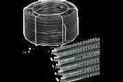 Rothenberger csőtisztító spirál készlet 22 mm