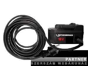 Rothenberger Romax 3000 présgép hálózati adapter