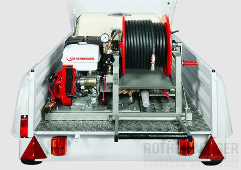 Rothenberger Rojet 40 100 nagynyomású duguláselhárító gép