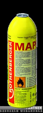 Rothenberger MAPP gáz EU kivitel
