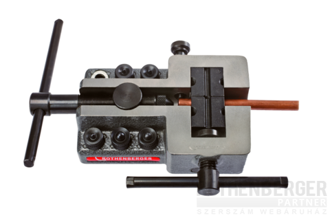Rothenberger DB 10 precíziós kettősperemező prés